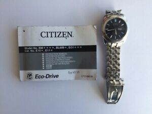 Men's Citizen Eco-drive Watch. asking $45