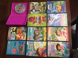 Dora and other DVDs for kids - $3 each