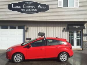 2012 Ford Focus SE-Bluetooth, Bluetooth Audio, Power Windows