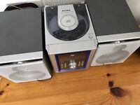Alba Compact CD Player and Radio