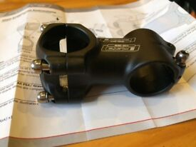 Brand new: Super light weight Omega brand stem for bike