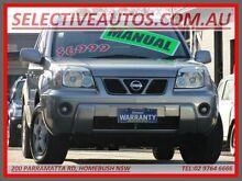 2003 Nissan X-Trail T30 ST (4x4) Silver 5 Speed Manual Wagon Homebush Strathfield Area Preview