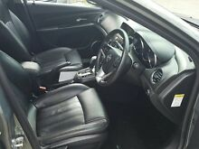 2014 Holden Cruze JH MY14 Z-Series Grey 6 Speed Automatic Sedan Five Dock Canada Bay Area Preview