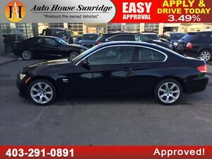 2009 BMW 335i COUPE NAVIGATION XDRIVE AWD