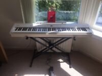 ROLAND FP50 DIGITAL PIANO (WHITE)