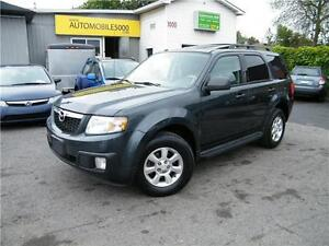 2009 MAZDA TRIBUTE GT CUIR TOIT OUVRANT 4X4