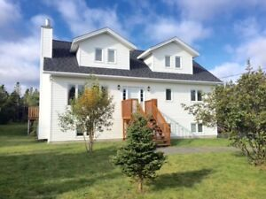 Cape Cod 2 Storey on an Acre