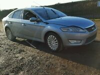 BREAKING FOR PARTS FORD MONDEO TITANIUM 2007 HATCHBACK 2.0 TDCI IN TONIC BLUE