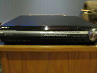 SONY DVD Home Theatre System with IPOD dock