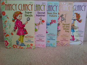 Fancy Nancy Chapter Book Set - 5 Books - Hardcover
