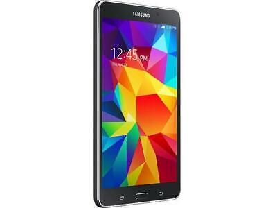 """Samsung Galaxy Tab 4 SM-T237P 16GB Wi-Fi + 4G Tablet 7in Ebony Black 7"""" 1.5 RAM"""
