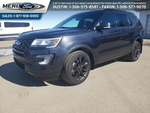 2017 Ford Explorer XLT Appearance Package!