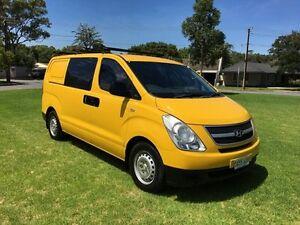 2009 Hyundai iLOAD TQ-V Yellow 5 Speed Manual Van Somerton Park Holdfast Bay Preview