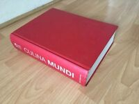 Culina Mundi Hardcover 2006 ed Cookery book 4915kg