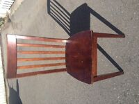 Dining table and 4 chairs (2 sets)