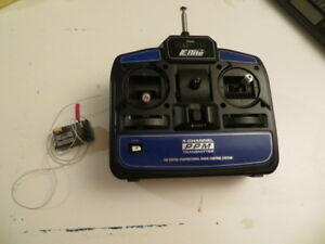 EFLITE BLADE CX FM TRANSMITTER AND 4 IN 1 UNIT