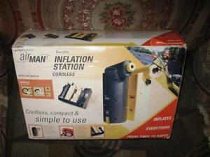 New Active Products AirMan AirCompressor Charge Station/Cordless