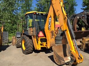JCB  Backhoe/loader 4X4