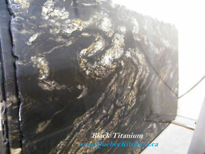 TITANIUM BLACK GRANITE