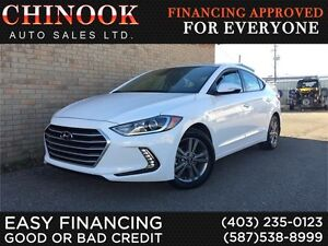 2017 Hyundai Elantra w/Heated Seat & Steering,Backup Cam
