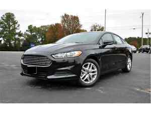2013 FORD FUSION SE ONE OWNER, LEATHER/NAVIGATION