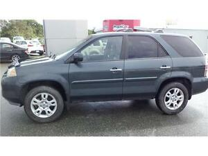 2005 Acura MDX 3.5L SOHC V6 4x4 5-speed Automatic, LEATHER