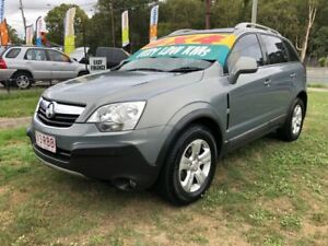 2010 Holden Captiva CG MY10 5 (4x4) 5 Speed Automatic Wagon Clontarf Redcliffe Area Preview