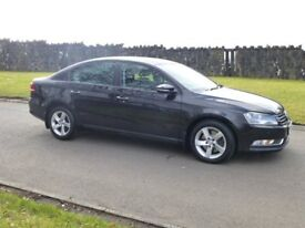 2011 VW PASSAT 2.0 TDI S 80000 MILES F.S.H 30 POUNDS ROAD TAX