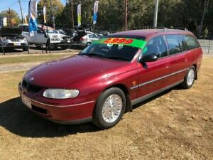 1999 Holden Commodore VT Executive 4 Speed Automatic Wagon Clontarf Redcliffe Area Preview