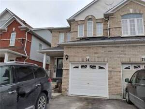 Located In The Desired Northwest Brampton
