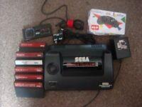 sega master system 2 and games bundle for sale or swap
