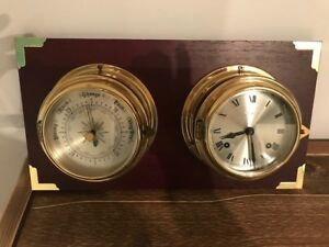 Brass Ships Clock Buy Sell Items From Clothing To Furniture And