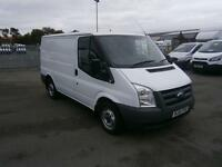Ford Transit T280 SWB Low Roof Van tdci 85ps DIESEL MANUAL WHITE (2011)