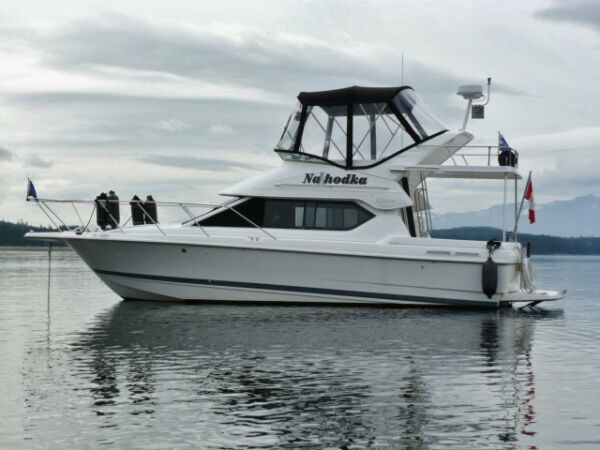 Used 2001 Bayliner 2858 CIERA, COMMAND BRIDGE, SPECIAL EDITION