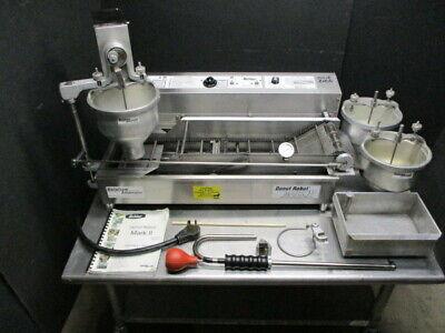 Donut Fryer Machine Belshaw Mark Ii Donut Robot 5200 Nice