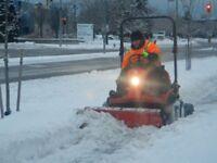 SNOW: SIDEWALK CLEARING CREW FOREMAN - EARN $24 - $32/Hr