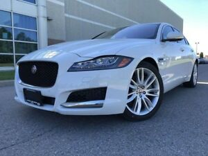 2017 Jaguar XF | Certified Pre-Owned | Executive Demo | AWD |Bac