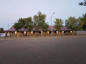 Minutes from Brooks Ab. Furnished or unfurnished studio suites.