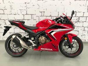 2019 Honda CBR500RA (ABS) Road Bike 471cc