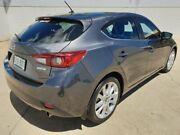 2014 Mazda 3 BM5438 SP25 SKYACTIV-Drive Meteor Grey 6 Speed Sports Automatic Hatchback Medindie Walkerville Area Preview
