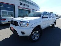 2014 Toyota Tacoma TRD SPORT - OFF-LEASE- ONE-OWNER - ACCIDENT-F