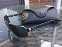 Ray Ban RB3445 sunglasses **AS NEW**