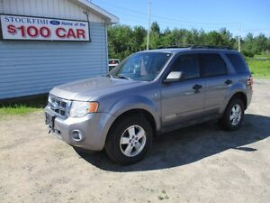 2008 Ford Escape 4WD 4dr V6 XLT