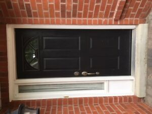 Used Windows and Doors for Sale - 28 wood windows & 3 Doors pics