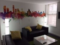 L7 10 minutes walk to the university.Fantastic Post Grad room available from September 26th 2018