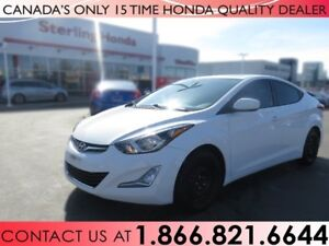 2015 Hyundai Elantra SPORT | NAVIGATION | 1 OWNER | NO ACCIDENTS