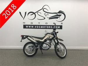 2018 Yamaha XT250- Stock#V2864- No Payments For 1 Year**