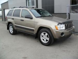2005 Jeep Grand Cherokee Laredo 4x4  + GARANTIE 1 an INCLUSE