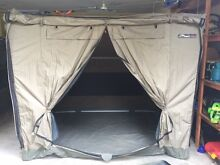 Oztent RV3 (Used) For Sale With Floor Saver Tarp Smithfield Cairns City Preview