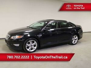 2011 Ford Taurus SHO; 365HP!! AWD, SUNROOF, RADAR CRUISE, LEATHE